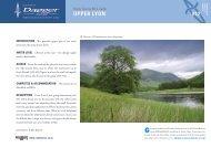 12 Upper River Lyon Canoe Touring Guide - Canoe & Kayak UK
