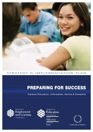 CEIAG PfS.indd - Department for Employment and Learning