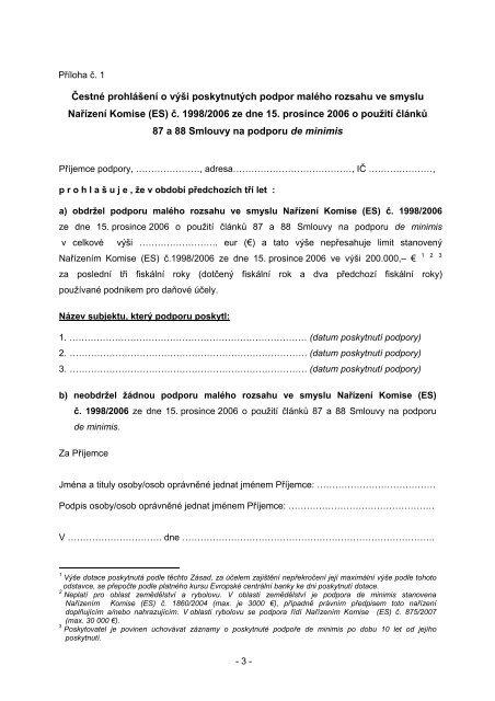 Dodatek č. 2 - Extranet - Kraj Vysočina