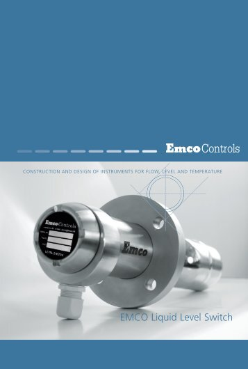 Download the complete EMCO Catalogue here.. - PVL Ltd