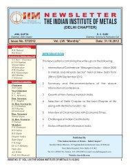 31 Oct. 2012 - IIM