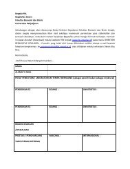 Formulir Direktori Kepakaran - FE Unpad - Universitas Padjadjaran