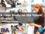 REI Irish Fashion and Footwear Consumer Trends - Retail ...