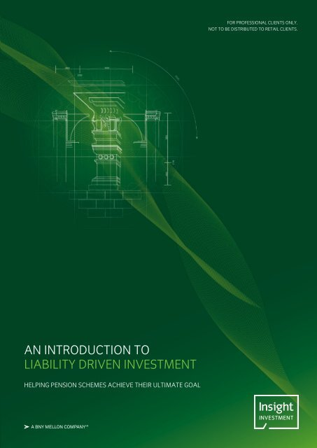 an introduction to LDI - Insight Investment