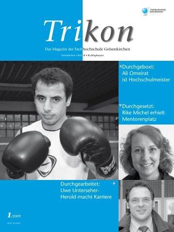 Ausgabe 1/2009 - TRIKON