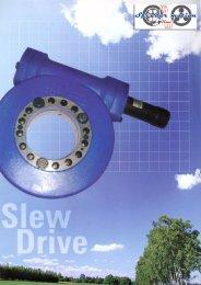 Slew Drive Speeder Motion - agenzia ing. pini