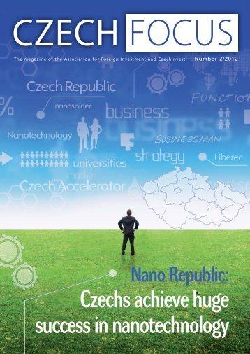 Czechs achieve huge success in nanotechnology - CzechInvest