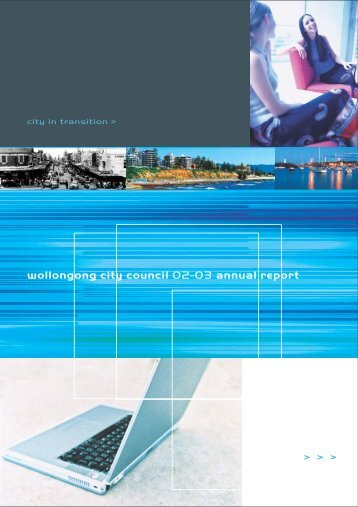 Wollongong City Council Annual Report 2002-03