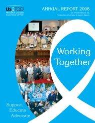 2008 Annual Report - US TOO International