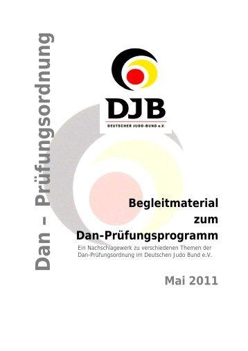 Begleitskript - Deutscher Judobund eV