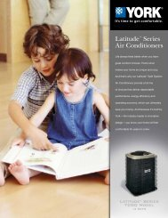 Download Product Brochure - BETLEM Residential Heating & Air ...
