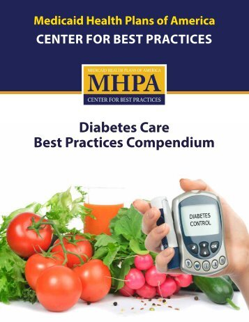 Diabetes Care Best Practices Compendium - Medicaid Health Plans ...