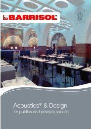 Acoustics® & Design