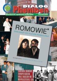 Pobierz magazyn w formacie PDF - Stowarzyszenie Romów w Polsce