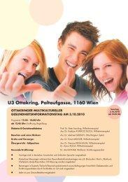 U3 Ottakring, Paltaufgasse, 1160 Wien