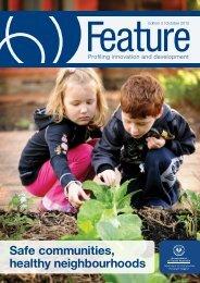 Safe communities, healthy neighbourhoods - DCSI - SA.Gov.au