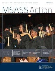 Spring 2010 - Mandel School of Applied Social Sciences - Case ...