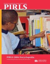 PIRLS 2006 Encyclopedia