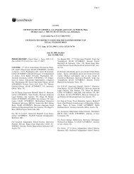 UNITED STATES OF AMERICA, et al., Plaintiff, and - maldef