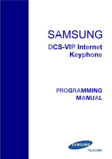 dcs 816 system admin guide samsung telephone systems rh yumpu com samsung idcs 100 programming manual samsung idcs 500 programming manual