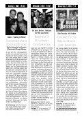 LIVE IM MÄRZ 09 - Yorckschlösschen - Page 3