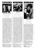 LIVE IM MÄRZ 09 - Yorckschlösschen - Page 7