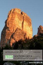 1. bis 4. Oktober – Wandern am Keilberg im Erzgebirge - Sektion  Gera