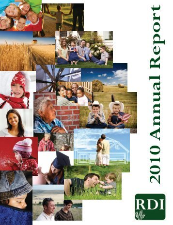 2010 Annual Report - Rural Dynamics