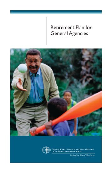 Retirement Plan for General Agencies - General Board of Pension ...