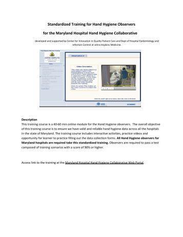 hand hygiene observation audit standard operating procedure may. Black Bedroom Furniture Sets. Home Design Ideas