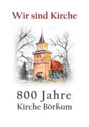 PDF-Download - Kirche Börßum