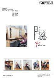 OS-D 230 V Manual de Instruções Código do Produto ... - Häfele