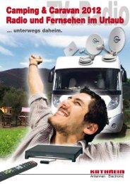 Camping & Caravan 2012 Radio und Fernsehen im ... - Das Bordbuch