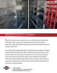 SPARTAN UTILITY VEHICLE - Spartan Chassis - Page 4