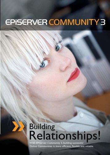 Building - EPiServer World