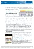 Mehr als Öffnungsraten & Klicks: - Silverpop - Page 7