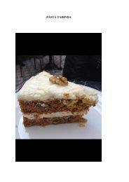 pasta tadında - TİDE