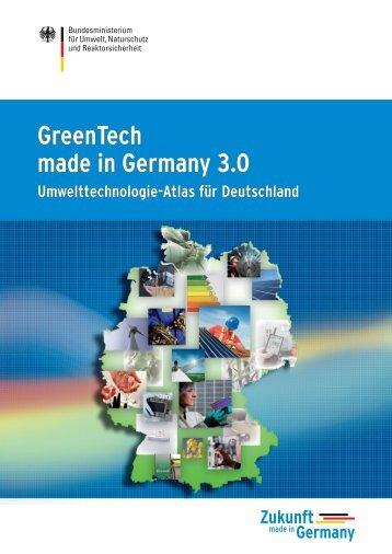 GreenTech made in Germany 3.0 ... - Windkraft-Journal