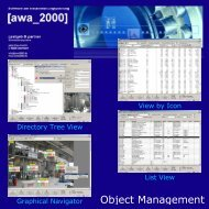 View by Icon Directory Tree View List View Graphical Navigator