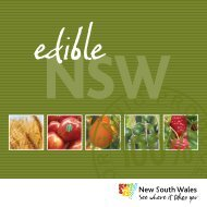 Download your copy of Edible NSW.