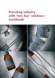 'turn Key' Solutions - Cecoltec