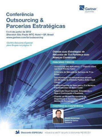 Download do Folheto - Gartner