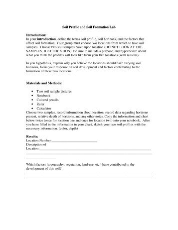 Chapter 7 Section 3 Soil Erosion Worksheet Lurgio Pod 8 North