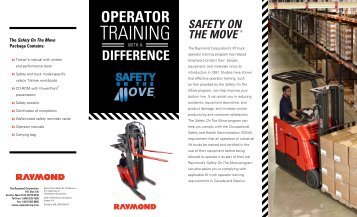Safety On The Move - Raymond Corporation