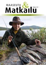 Maaseutu&Matkailu syksy2007 - Maaseutupolitiikka