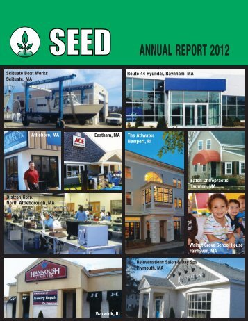 ANNUAL REPORT 2012 - SEED Corp