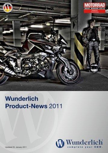 OffRoad Catalogue 2010/2011 - Wunderlich