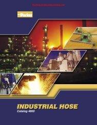 Parker Industrial Hose Catalog 4800 - MRO Stop