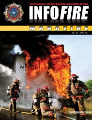 April 2013 - State Firemen's & Fire Marshals'
