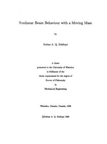 uwaterloo phd thesis latex template